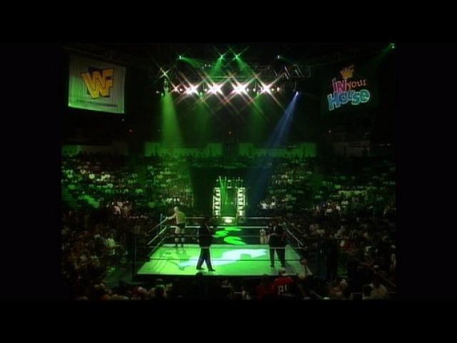 1996.05.26- Steve Austin vs. Savio Vega- In Your House 8 Beware of Dog - Video Dailymotion