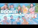 (설렘주의보) 루키x쩔어 ROOKIExDOPE   RED VELVET BTS   창작안무   PROMOTION DANCE VIDEO (VARIOUS x METSUBOU)