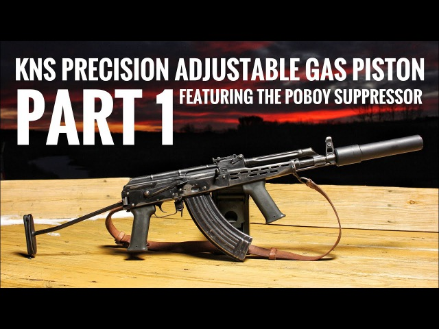 Part 1 KNS Precision Adjustable Gas Piston install and adjustment