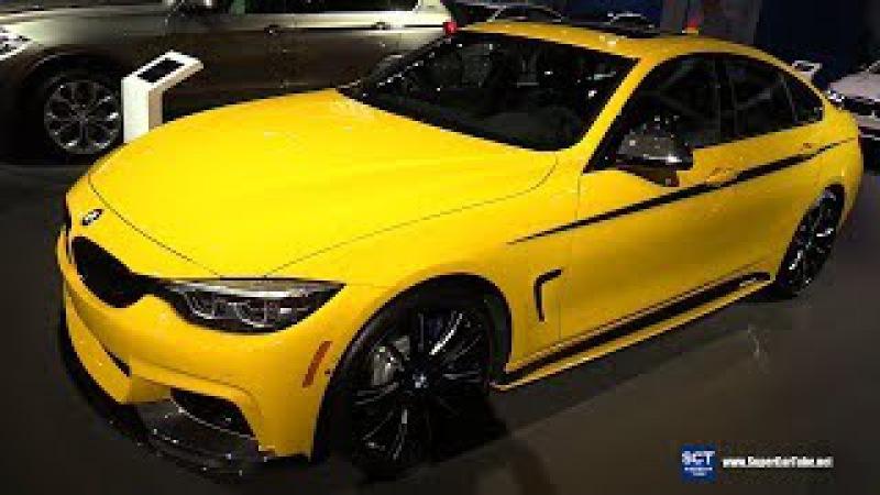2018 BMW 440i M Performance - Exterior and Interior Walkaround - 2017 LA Auto Show
