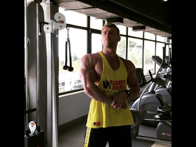 Instagram post by Дядя Сережа Fitness Model Сочи • Oct 8, 2017 at 12:07pm UTC