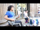 Metallica nothing else matters - version on the street