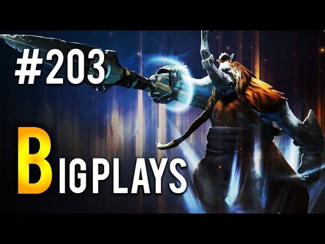 Dota 2 - Big Plays Moments - Ep. 203