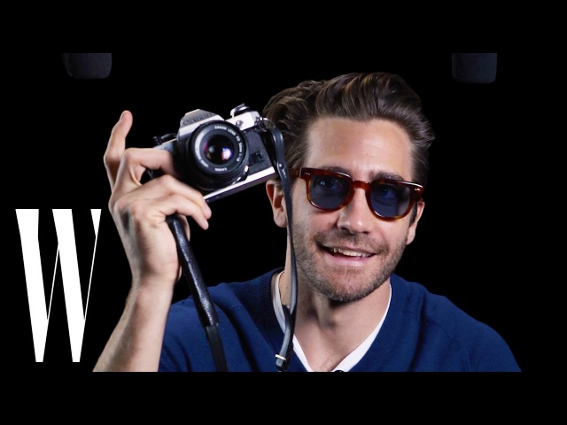 Jake Gyllenhaal Explores ASMR with Whispers, Bubble Wrap, and a Camera | Celebrity ASMR | W Magazine