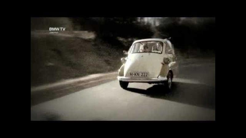 Klassiker : BMW Isetta - Oldtimer Video ...............Oeni