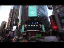 Universa at Times Square NY 30 11 17