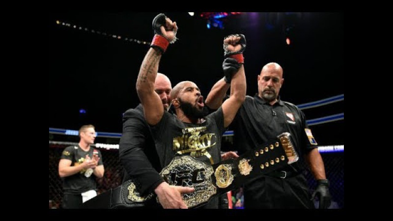 Demetrious Mighty Mouse Johnson 2017 Highlights | Greatness