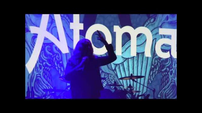 Dark Tranquillity - Atoma - live @ Eluveitie Friends @ Halle 622 in Zurich 30.12.2017