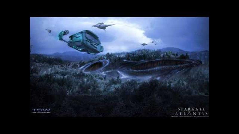 Расы галактики Пегас. История возникновения рейфов. Звездные врата Атлантида.