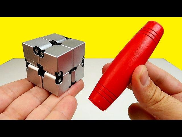 Новые антистресс с Алиэкспресс: Мокуру и Бесконечный куб из Китая! MOKURU, Infinity Cube, al...