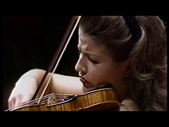 Tartini Violin Sonata Devil's Trill Mutter Orkis 1989 Movie Live