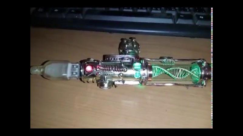 Steampunk flash drive . Motorized Molecule DNA 32/64|128gb USB 3.0 , steampunk stick Ver.3.