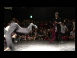 Jinjo get interrupted by bboy Lil Jon. Daily Flava 19