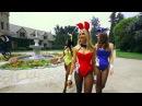 Girls at Playboy Mansion