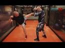 Как укрепить руки для боев / Жесткая защита от хай-кика