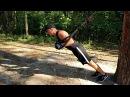 TRX для начинающих (базовый комплекс упражнений)