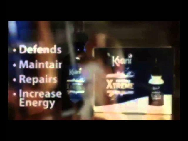 Продукция Каяни Kyani Треугольник здоровья: Sunrise, Sunset, Nitro FX, Xtreme.