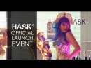 HASK OFFICIAL LAUNCH EVENT