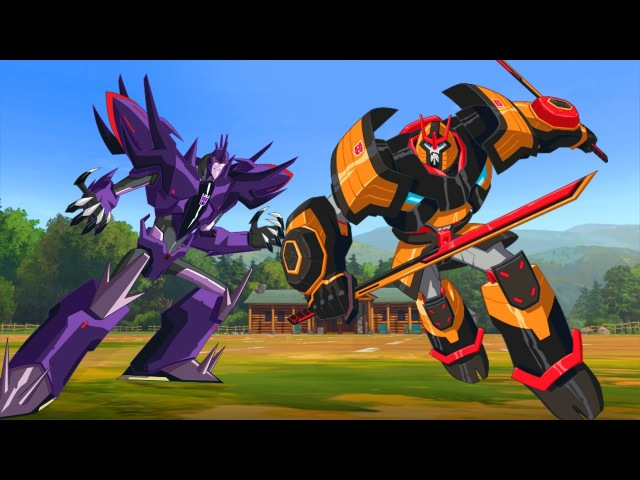 ÇizgiFilm Transformers Türkçe. Gizlenen Robotlar/Robots in Disguise. 12. Bölüm. ÇizgiFilmDizisi