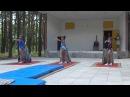 Спортивная гимнастика.Показательные выступления.