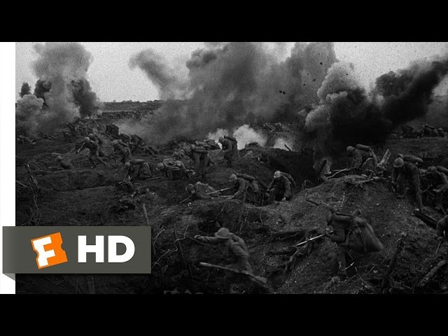 Paths of Glory (3/11) Movie CLIP - Charging the Ant Hill (1957) HD