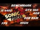 Sonic 4460 GTX 960 4GB 8GB