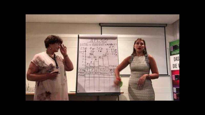 APL Marketing Plan vom National Director DE - Russisch Маркетинг-план APL на немецком