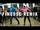 FINESSE (Remix) - Bruno Mars ft Cardi B Dance | Matt Steffanina