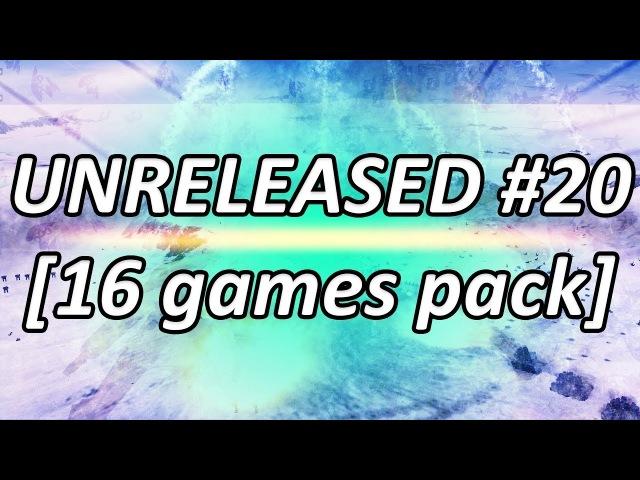 UNRELEASED 20 [16 games pack] games Supreme Commander: Forged Alliance via faforever.com