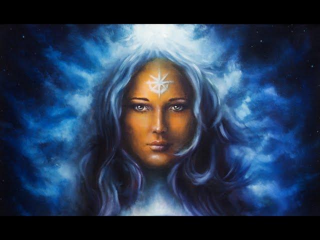 417 Hz - AWAKEN the GODDESS WITHIN | Heal Female Energy | Awaken Kundalini