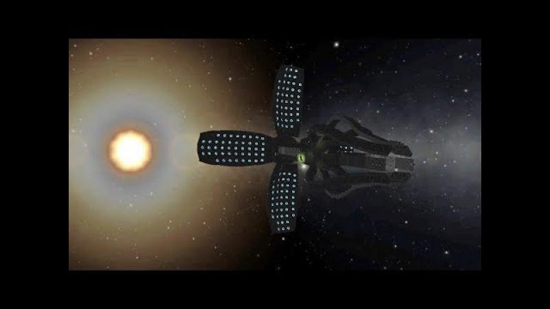 Kerbal space program (KSP). Sail. Парусник.