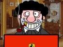 BadB Promotional Cartoon