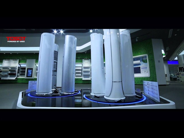 О компании Gree Electric Appliances Inc