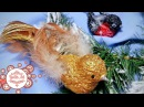Новогодние птички из папье маше. Как сделать папье маше? Украшение на елку