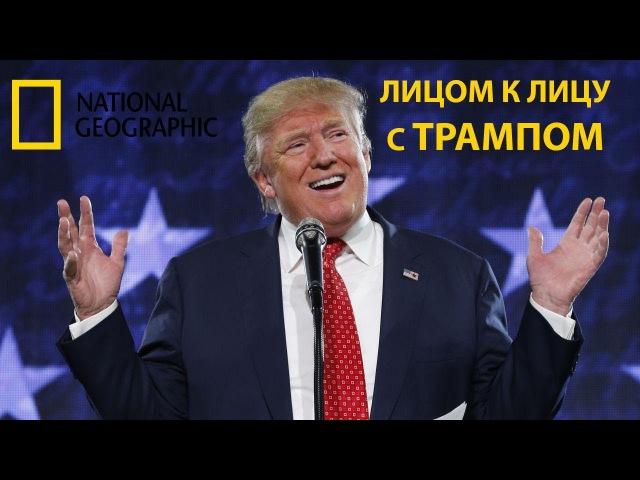 Лицом к лицу с Трампом National Geographic