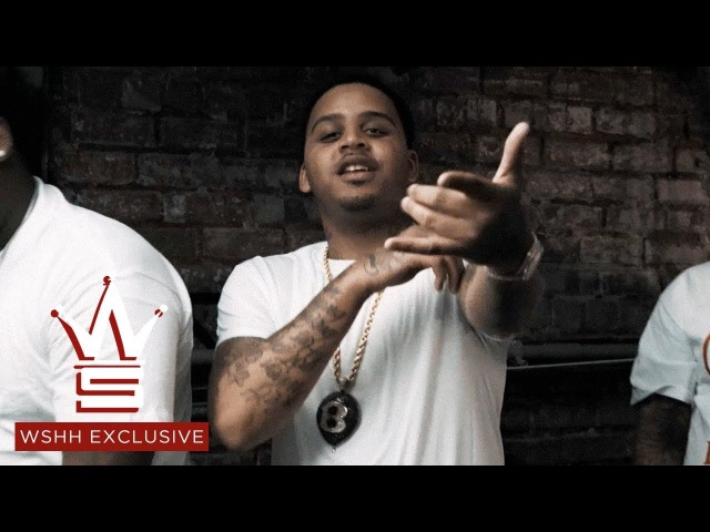 Ray Vicks Feat. Boo Rossini Trappin At It's Finest (WSHH Exclusive - Official Music Video)