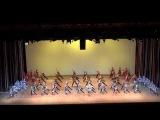 Росйський танець. Виступ учнв школи м.П.Врського. Палац мистецтв Украна. 30.10...