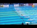 Плавание Чемпионат мира 2015 Брасс 50 метров VAN DER BURGH vs PEATY Final Kazan 2015