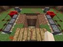 Топ 3 ловушки в minecraft, Троллинг друзей, гриферов, мультик, ловушка в майнкрафт