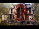THE LEGO® NINJAGO® Movie™ – Храм Последнего великого оружия