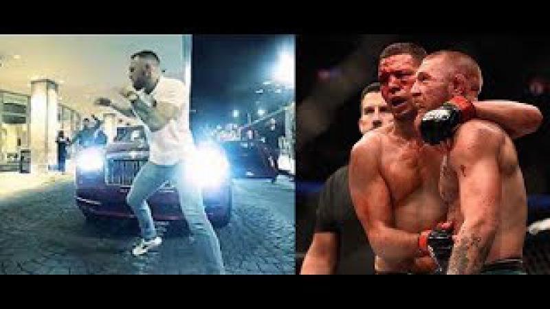 Conor McGregor LIFE on both sides смотреть онлайн без регистрации