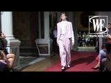 John Galliano ВеснаЛето 2018 Неделя Моды в Париже