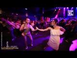 Anton &amp Olesya - social dancing @ Berlin Salsa Congress 2017