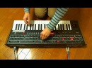 DSI prophet-6 : Make a BassDrum by the Filter Self-Oscillation