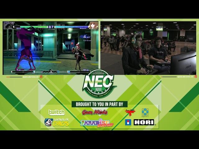 NEC18 Day 3 UNIST Top 8 Finals 1080p 60fps