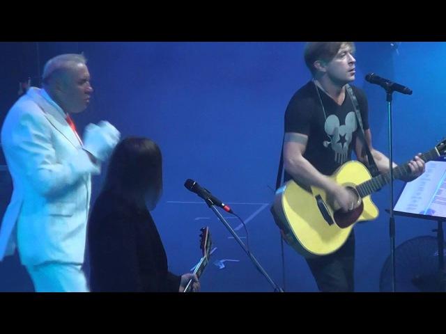 Брат-2 Живой soundtrack Концерт памяти Сергея Бодрова 17.10.2015 г