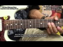 How To Play SLOW A7 BLUES Guitar Solo With 4 NOTES EricBlackmonGuitar YouTube
