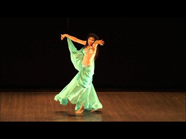 L'Aura Raqs Sharki - choreo by Yousry Sharif