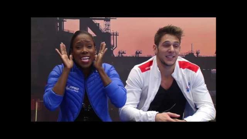 Vanessa JAMES Morgan CIPRES SP - 2017 EC
