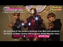 ENGSUB 180215 Idol Moms EP4 with Leeteuk Eunhyuk meeting Iron Man